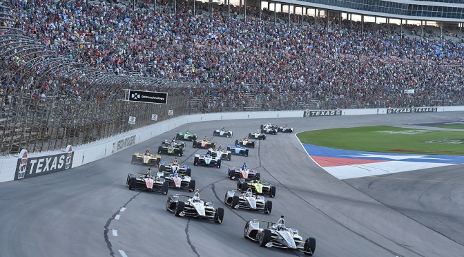 Texas (FOTO: Chris Owens/IMS, LLC Photo)