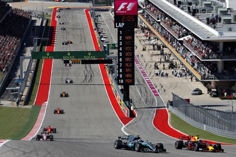COTA recibe a la Fórmula 1 desde 2012 y al MotoGP desde 2013 (FOTO: Mark Thompson/Getty Images for Red Bull Content Pool)