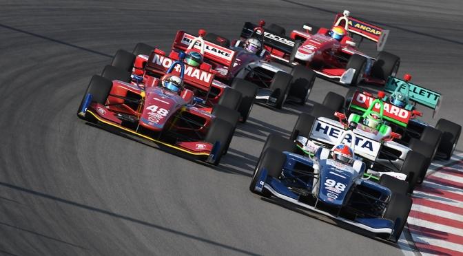 Calendarios de las series del Road to Indy