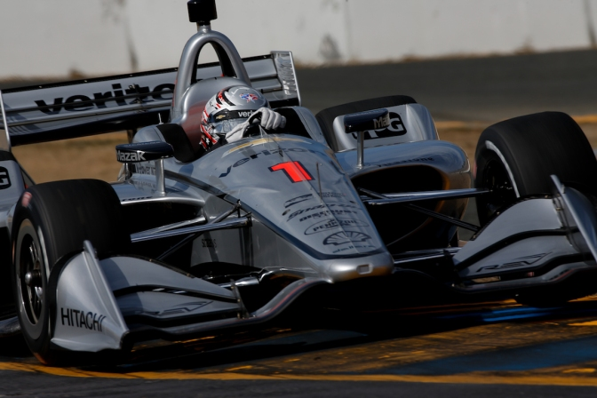 Newgarden (FOTO: Joe Skibinski/IMS, LLC Photo)