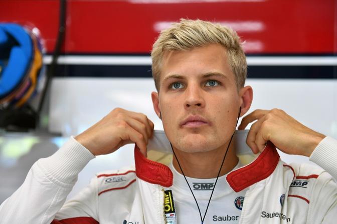 Marcus Ericsson correrá con Schmidt Peterson
