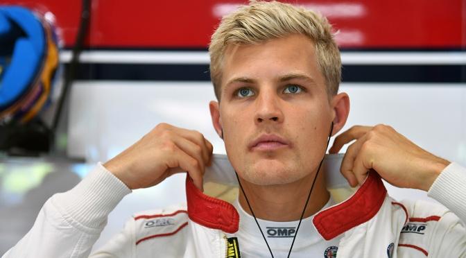 Marcus Ericsson confirma pláticas en IndyCar