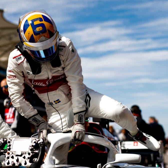 El sueco tiene buenos comentarios de IndyCar