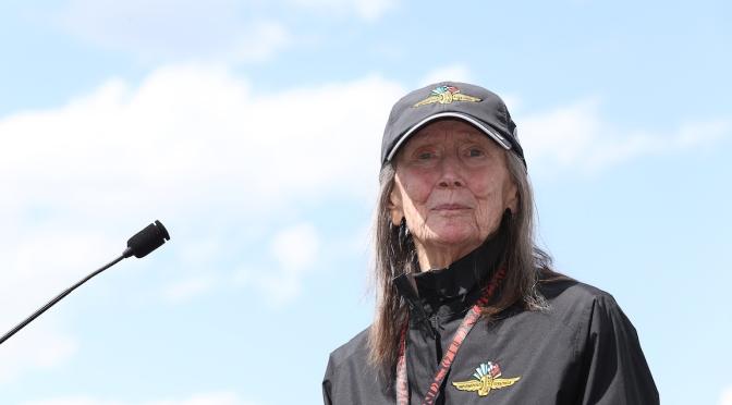 Falleció Mari Hulman George