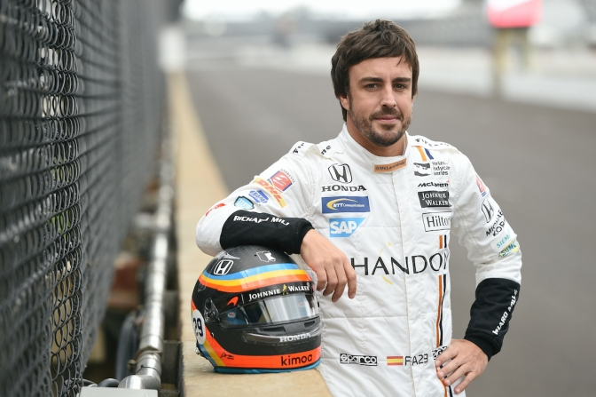 McLaren-Alonso regresarán a Indy 500 en 2019
