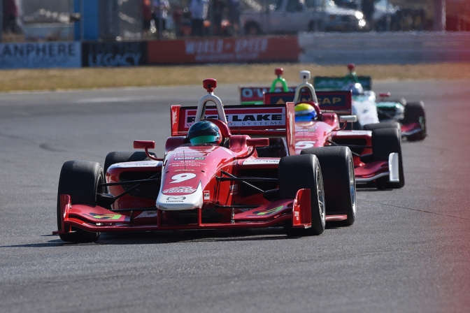 Road to Indy revela bolsa inicial de becas