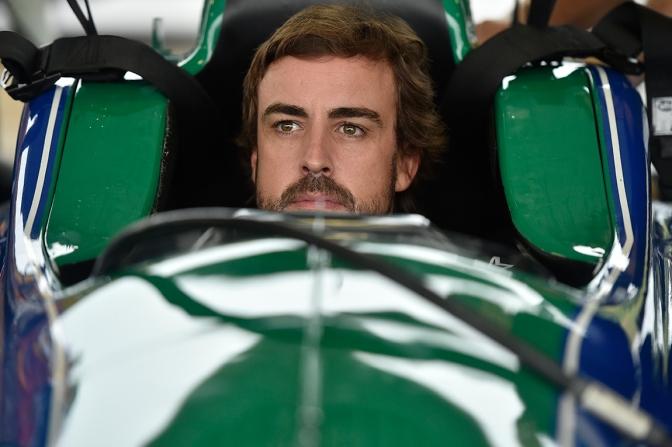 Alonso utilizará Chevy en Indianapolis