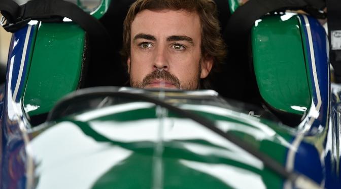Alonso vuelve a descartar Indy de tiempo completo