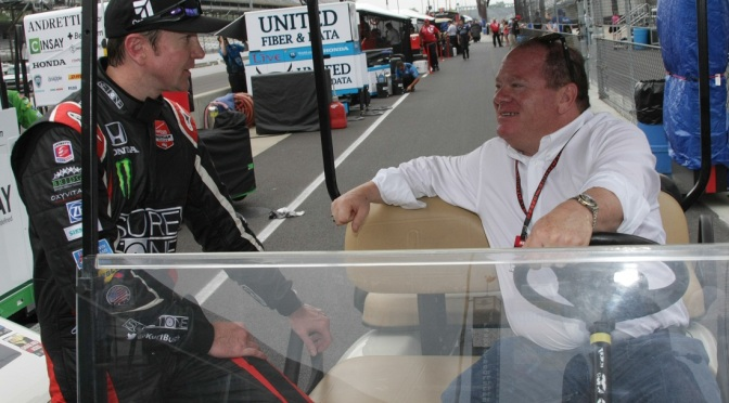 Ganassi, abierto a inscribir a Busch a Indy 500