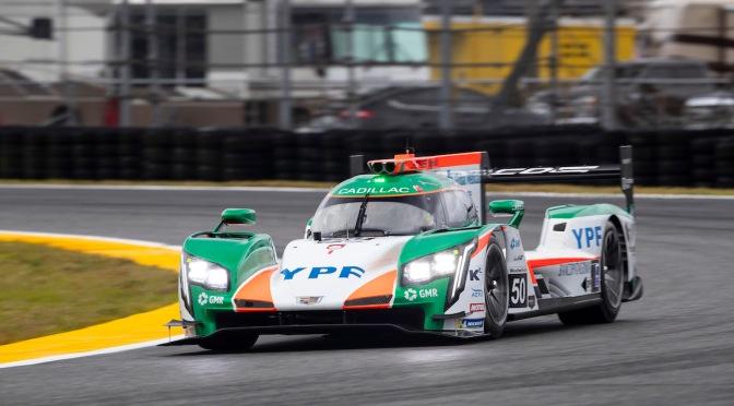 Juncos, Zanardi, Penske-Ganassi atacan Daytona