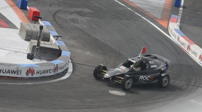 Representación de IndyCar en ROC México