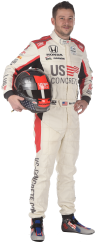 Marco Andretti Official Portrait 2019 (FOTO: Chris Owens/IMS, LLC Photo)