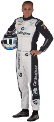 Max Chilton Official Portrait 2019 (FOTO: Chris Owens/IMS, LLC Photo)