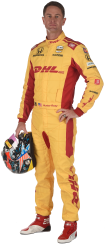 Ryan Hunter Reay Official Portrait 2019 (FOTO: Chris Owens/IMS, LLC Photo)