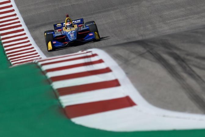 Rossi elabora mejor tiempo en Práctica 3