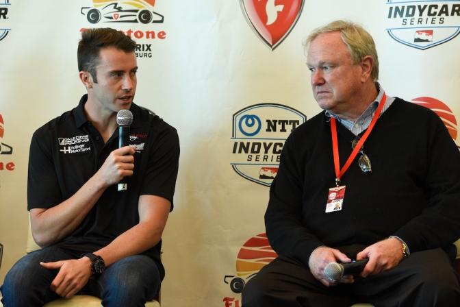 Davison y asociados se unen con Coyne para Indy 500