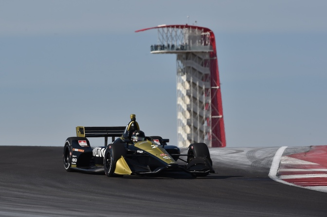 PREVIA: Austin recibe por primera vez a IndyCar