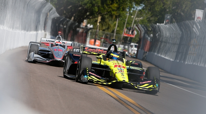 Power y Bourdais serán inmortalizados en Long Beach