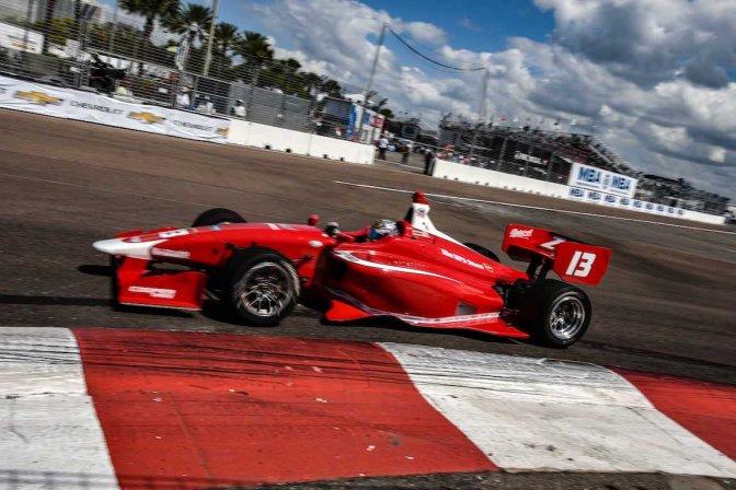 La Indy Lights también viaja a COTA