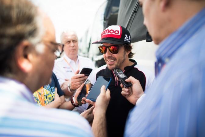Alonso confirma que probará en Texas