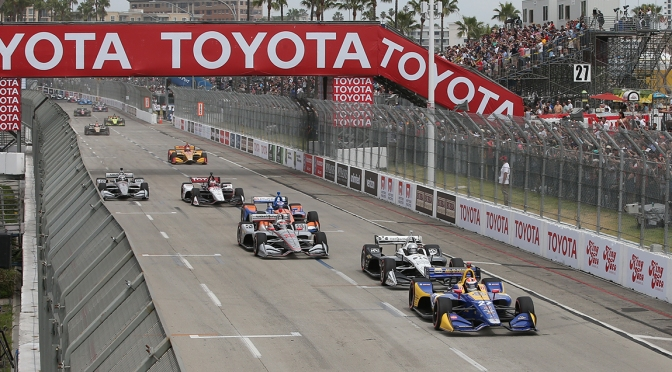 Long Beach no se realizará en abril