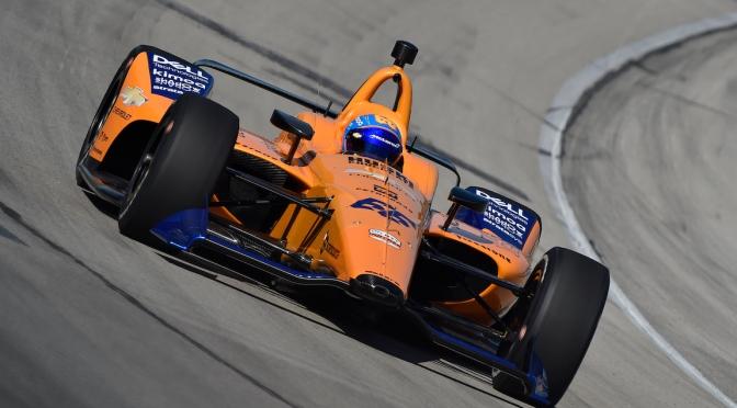 Brown reafirma interés de llevar a McLaren de tiempo completo
