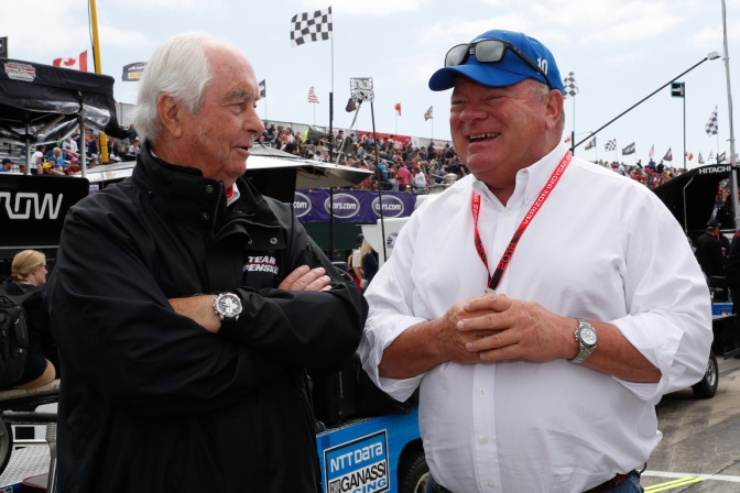 Ganassi respaldó a Penske sobre lugares garantizados en Indy 500