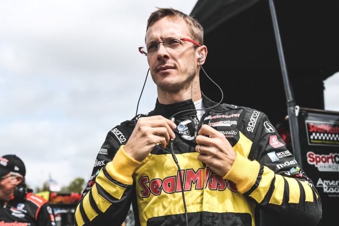 Bourdais (FOTO: Joe Skibinski/INDYCAR Photography)