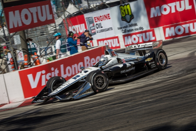 Pagenaud (FOTO: Stephen King/INDYCAR Photography)