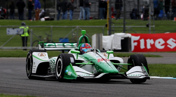 Herta (FOTO: Chris Jones/INDYCAR Photography)
