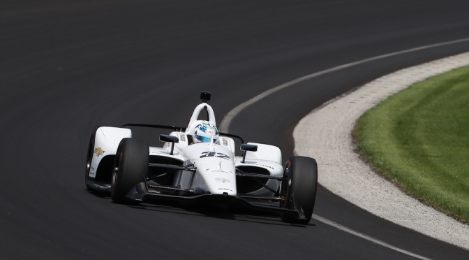Kaiser (FOTO: Chris Jones/INDYCAR)