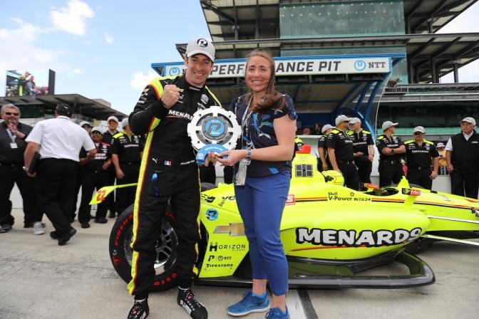 Indy 500: Pagenaud se lleva la pole y Kyle Kaiser saca a Alonso