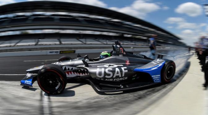 "Día 5: Daly encabeza ""Fast Friday"" con Andretti"