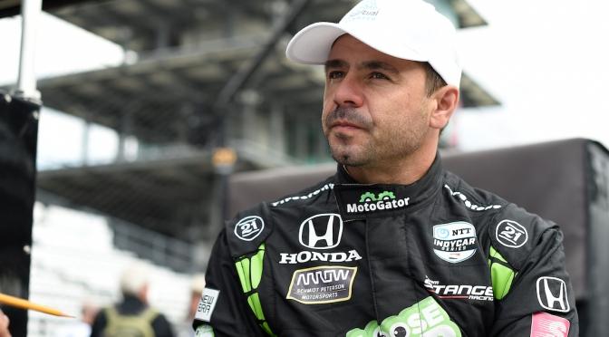 Serviá enfrenta undécima Indy 500