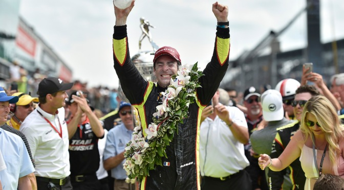 Pagenaud (FOTO: Chris Owens/INDYCAR)