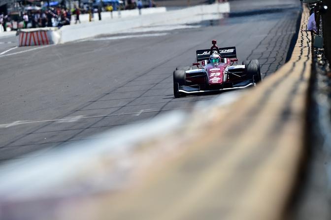 El Road to Indy, a velocidad máxima en IMS