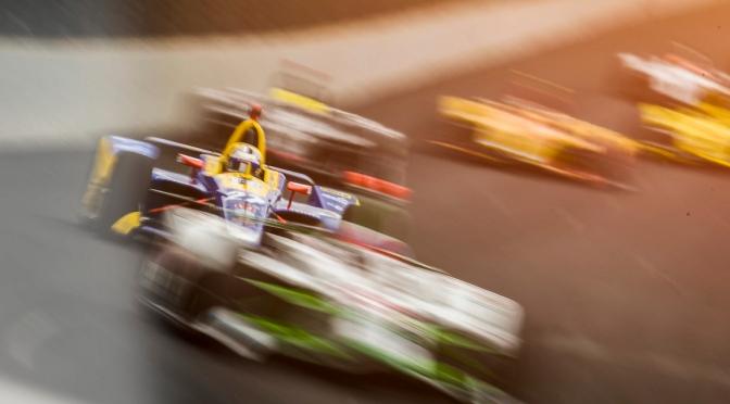 Rossi (FOTO: Chris Owens/INDYCAR)