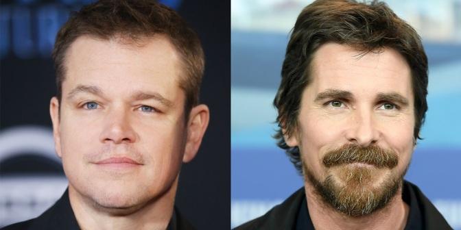 Matt Damon y Christian Bale ondearán la bandera verde en Indy 500
