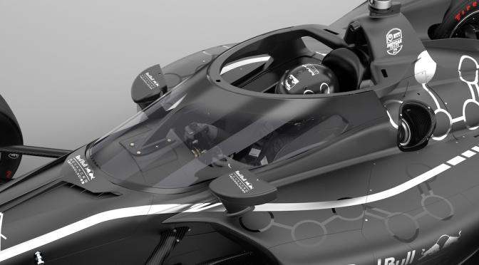 OFICIAL: El Aeroscreen debutará en 2020
