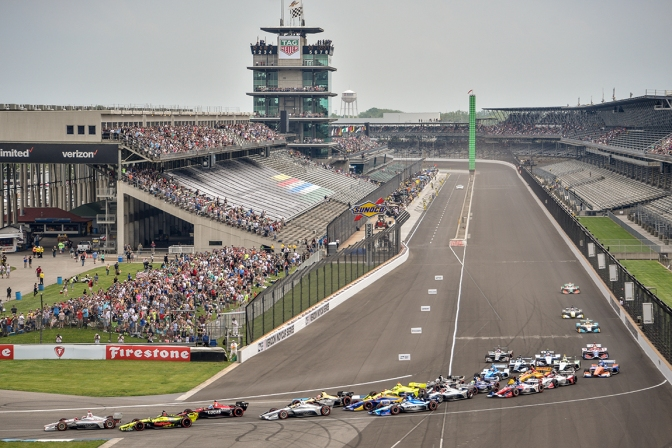 PREVIA: El GP de Indy calienta motores para las 500's