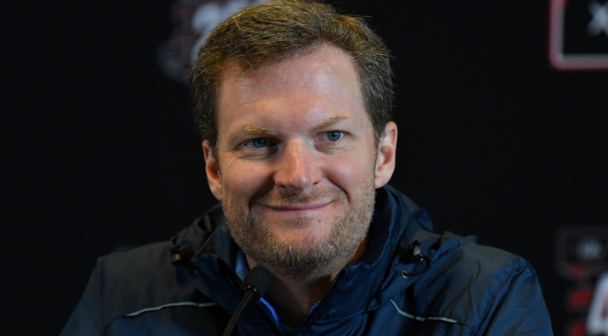 Earnhardt Jr. manejará el Pace Car en Indy