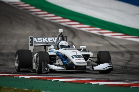 Askew apunta a extender su ventaja en Lights (FOTO: Road to Indy)