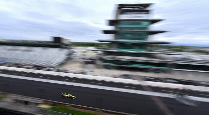 36 autos en lista preliminar de la Indy 500