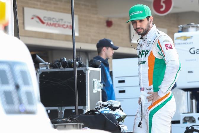 Kaiser, de nuevo con Juncos Racing para Indy 500