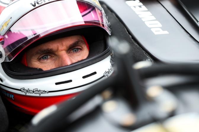 Arrancan las prácticas en Indy; Power encabeza tiempos