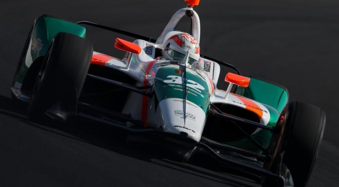 Juncos anuncia patrocinio para Indy 500