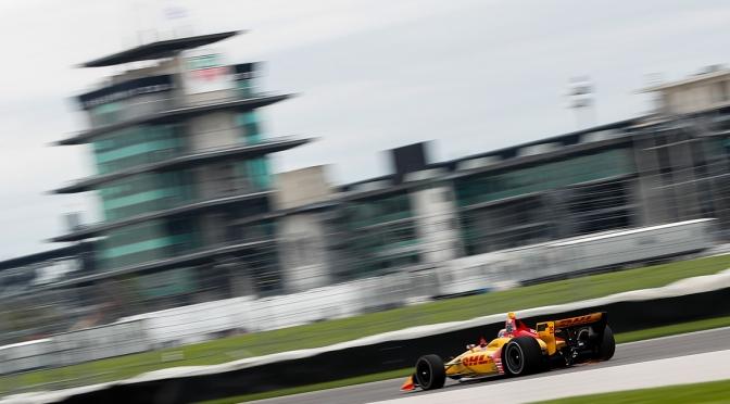 HORARIOS DE TRANSMISIÓN: GP de Indy 2019