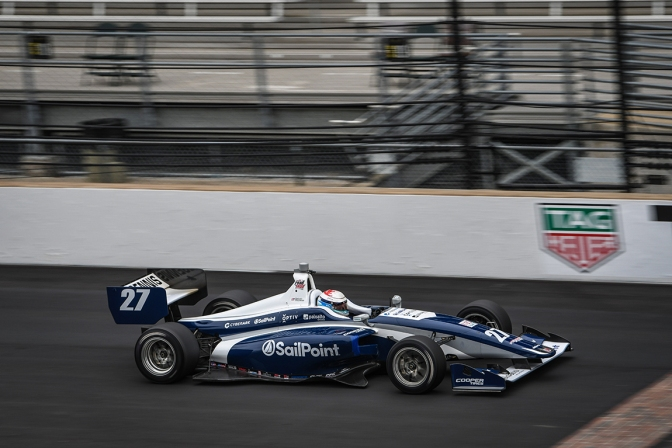 Megennis (FOTO: Road to Indy/INDYCAR Photography)