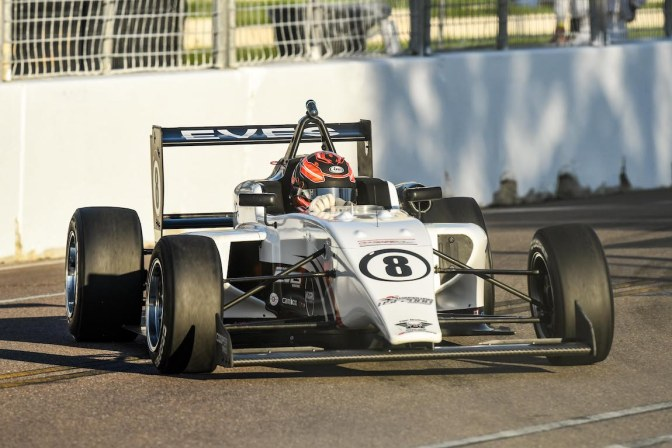 Braden Eves (FOTO: Road to Indy)