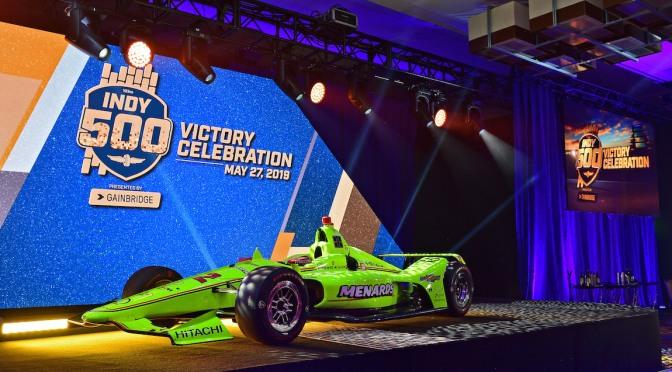 Lista de premios de la edición 103 de Indy 500